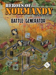Lock 'n Load Tactical : Heroes of Normandy – Battle Generator